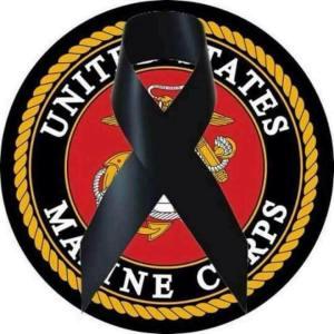 usmc mourning