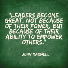 leader great quote