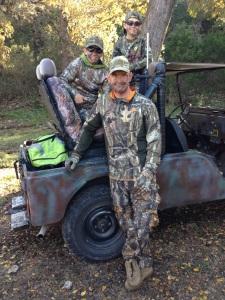 hunting boys